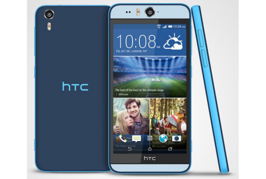 HTC launches Desire EYE smartphone