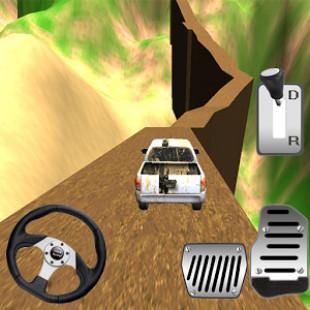 Hill Climb Race 3D 4×4