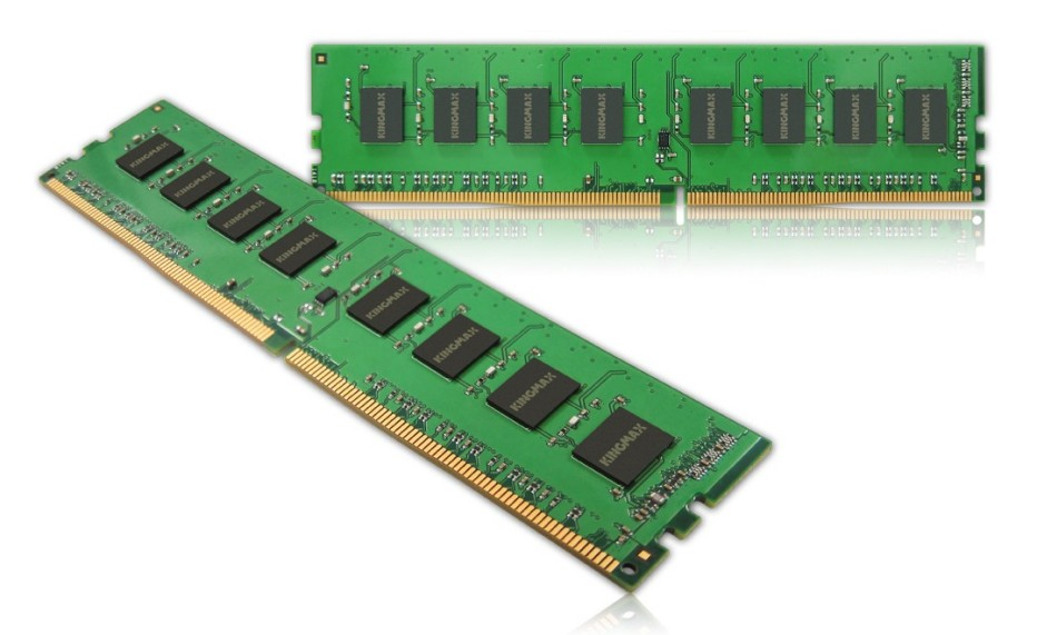 Kingmax presents its first DDR4 memory modules