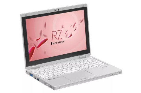 Panasonic to offer RZ4 high-performance business notebook