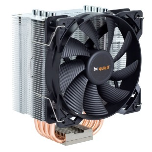 be quiet! unveils Pure Rock CPU cooler