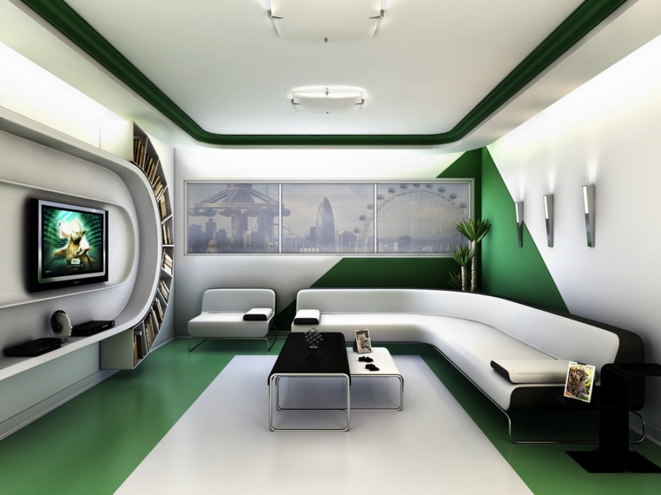 Technology and home design: your futuristic home