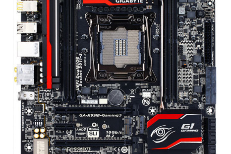 Gigabyte makes micro ATX board for Haswell-E