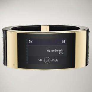 Intel releases smart bracelet