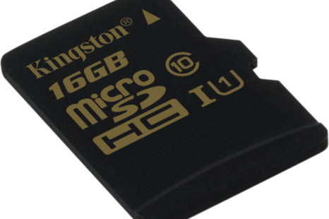 Kinston increases memory cards storage with new products