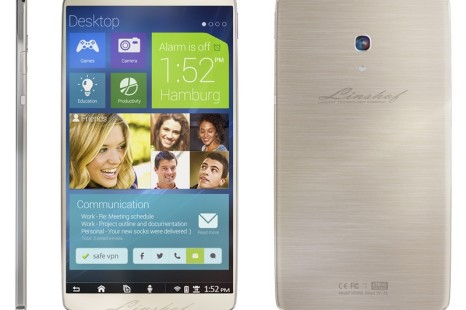 Linshof to offer smartphone with 80 GB of memory
