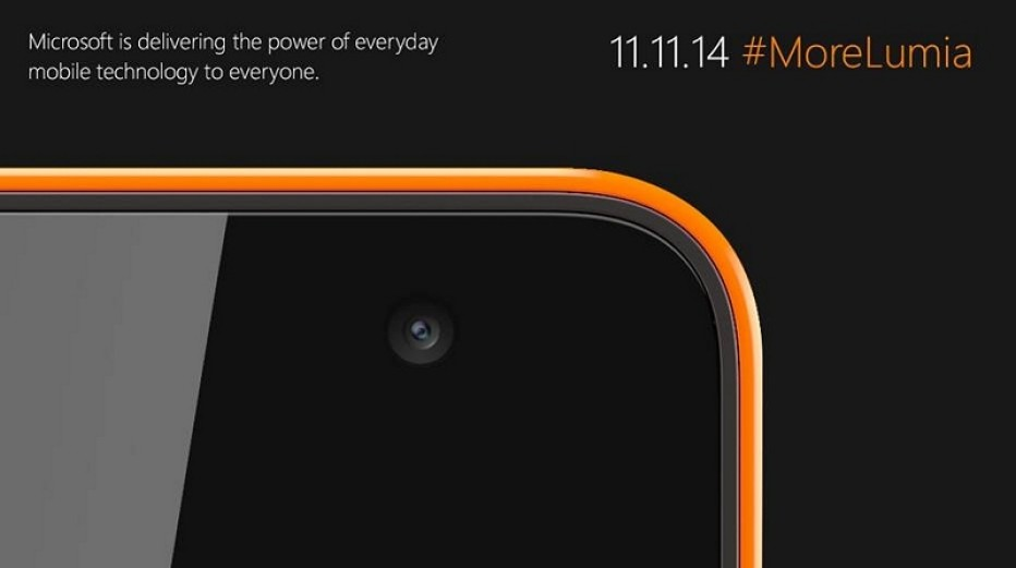 Microsoft to present first company Lumia smartphone this week