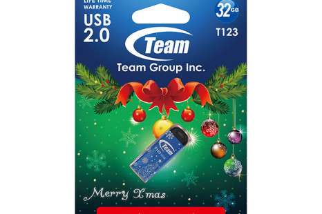New seasonal USB flash drives from Team Group