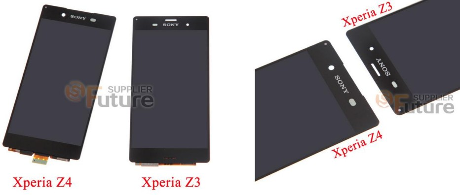 First display pictures of Sony's Xperia Z4 smartphone