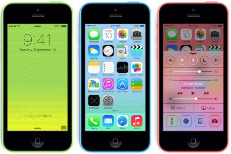 Apple retires iPhone 5c next year