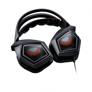 ASUS debuts Strix 2.0 gaming headset