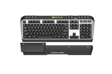 COUGAR releases 600K gaming keyboard
