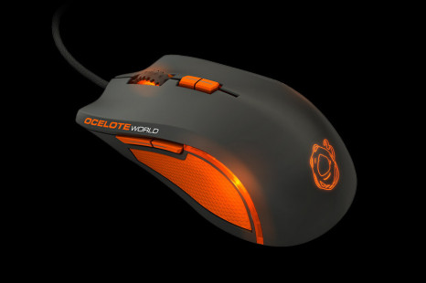 Ozone debuts Argon Ocelote World gaming mouse