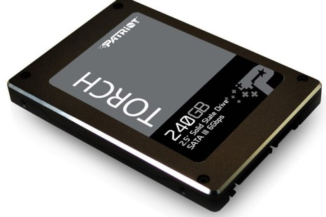 Patriot launches cheap Torch SSDs