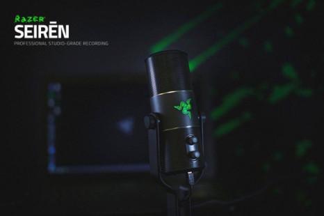Razer announces Seiren streaming microphone