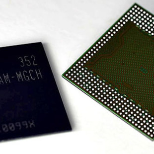 Samsung announces volume production of mobile LPDDR4 memory