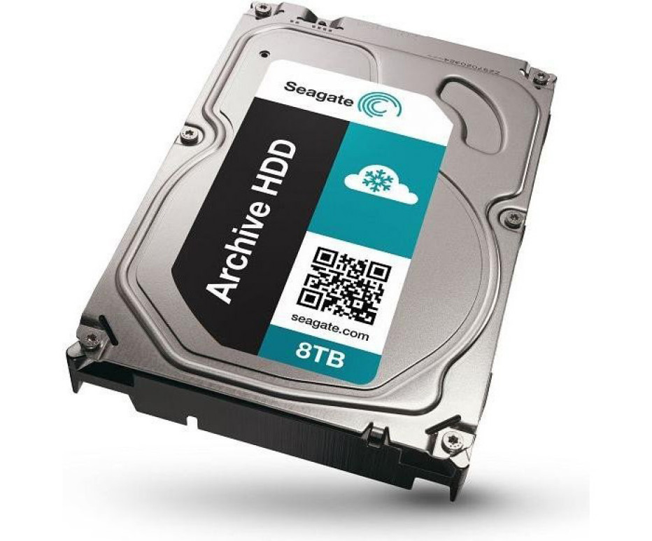 Details on first Seagate 8 TB hard drive emerge