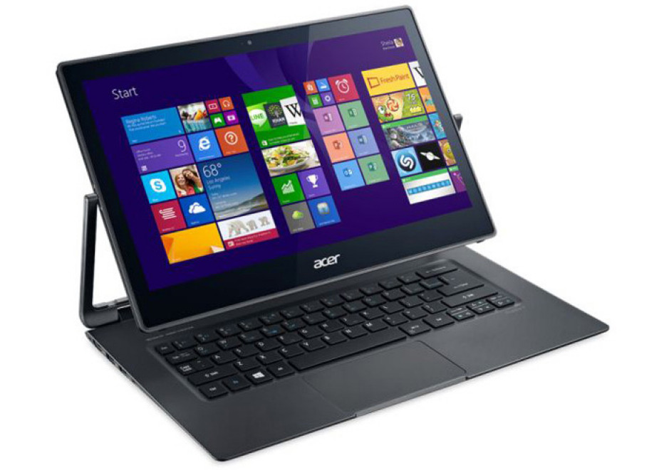 Acer takes Aspire S7 and Aspire R13 to the next level