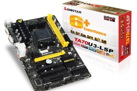 Biostar debuts flexible AMD motherboard