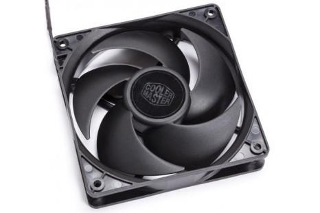 Cooler Master debuts Silencio FP120 cooling fans
