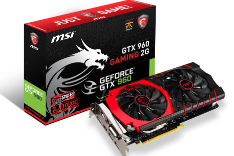 NVIDIA releases the GeForce GTX 960