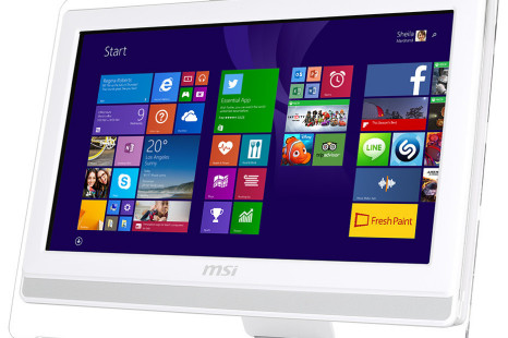 MSI releases new AIO PCs on AMD's Beema platform