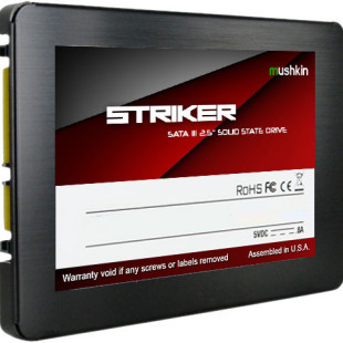 Mushkin announces STRIKER SSDs