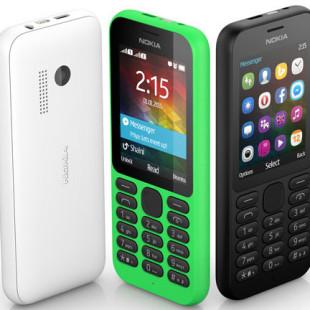 Microsoft debuts Nokia 215 budget phone