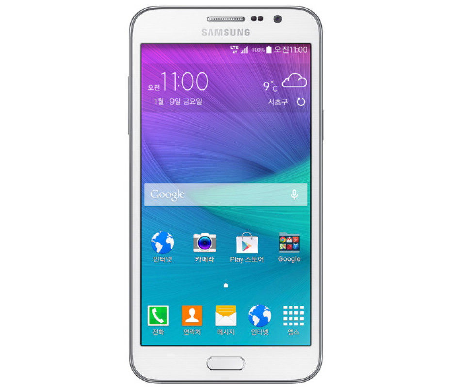 Samsung presents Galaxy Grand Max smartphone