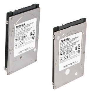 Toshiba debuts next-gen hybrid hard drives
