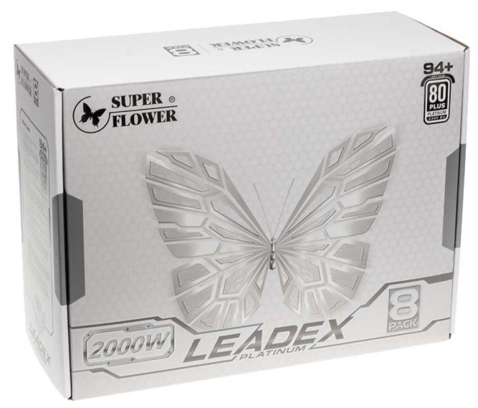 Super Flower comes up with world's first 2 KW PSU