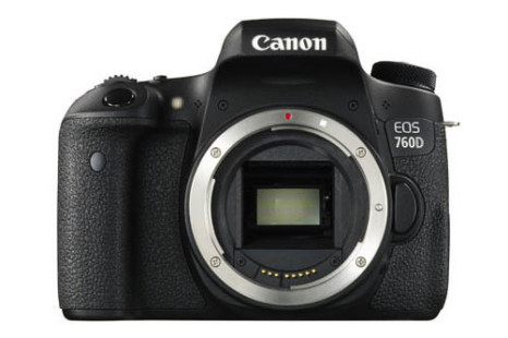 First pics and info on Canon EOS 760D now available