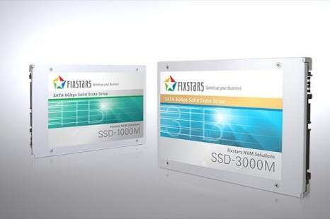 Fixstars offers highest density SSD