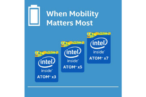 Intel introduces brand levels for the Atom processor