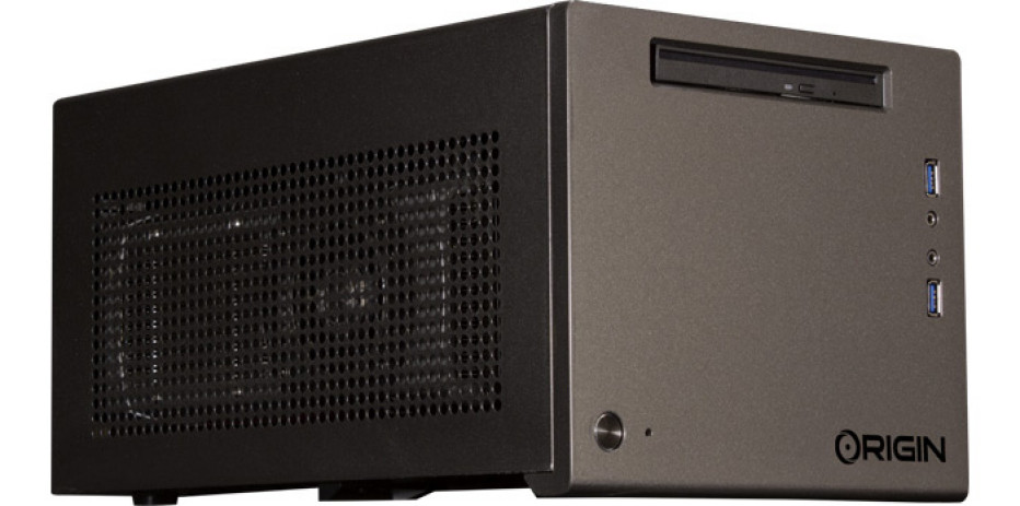 ORIGIN PC debuts Omega HTPCs