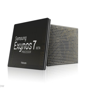 Samsung mass produces Exynos 7 Octa chips