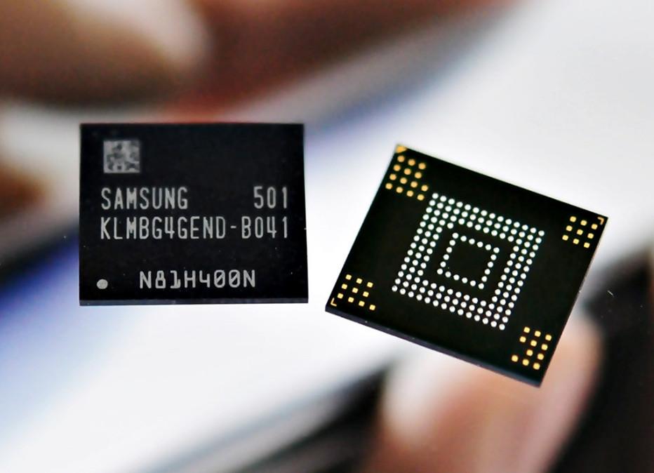 Samsung mass produces high-density ePoP memory