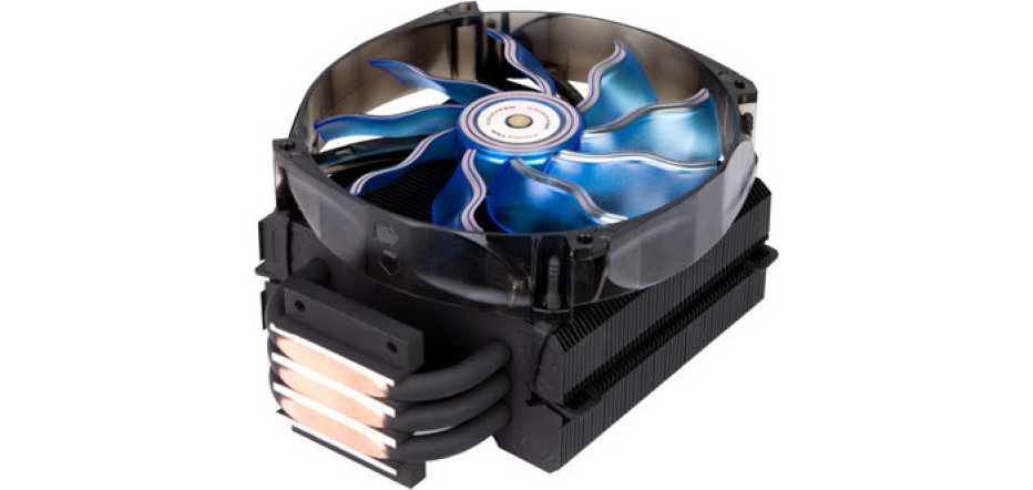 Xigmatek releases Dark Knight II CPU cooler