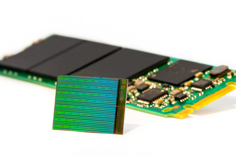Intel and Micron demonstrate new flash memory