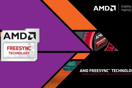 AMD announces FreeSync technology