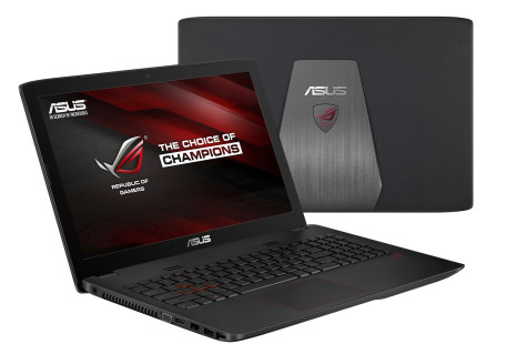ASUS announces another gaming notebook