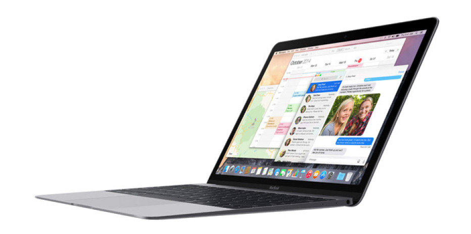 Apple demonstrates new super slim MacBook