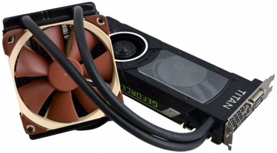 Asetek offers liquid cooling for GeForce GTX Titan X