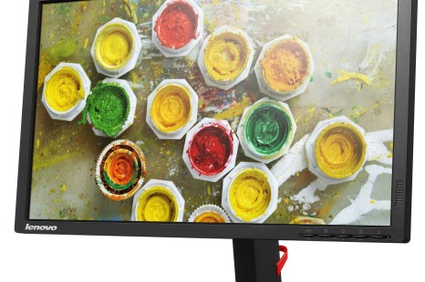 Lenovo presents new monitor series