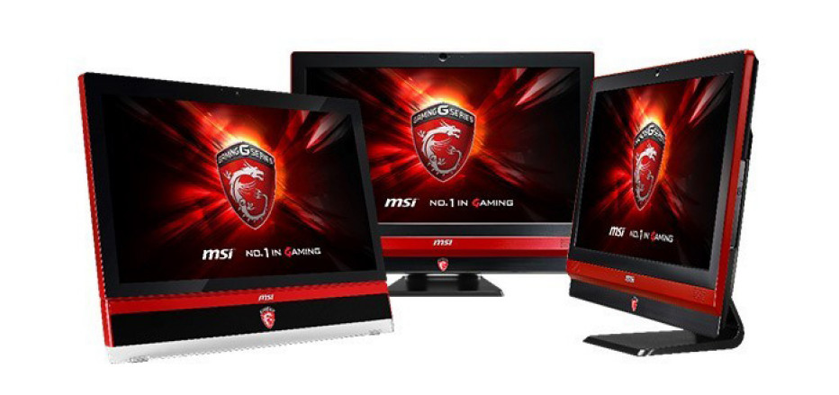MSI releases several new gaming AIO PCs