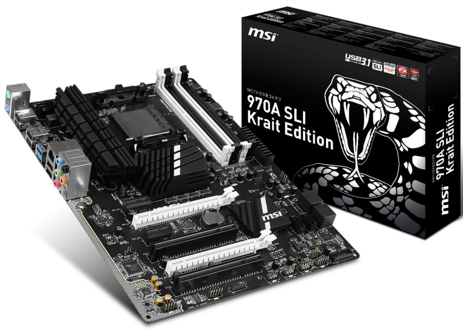 MSI debuts first AMD USB 3.1-enabled motherboard