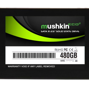 Mushkin debuts the ECO2 line of solid-state drives