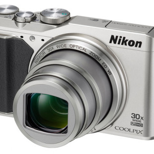 Nikon launches the S9900 digital camera