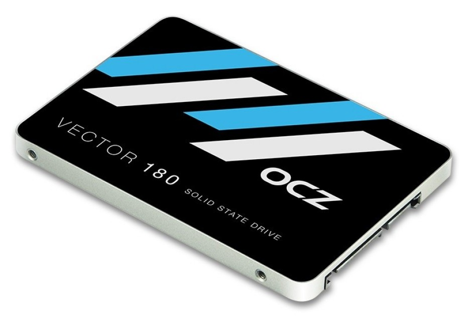 OCZ debuts Vector 180 SSDs and more