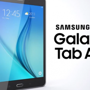 Samsung presents Galaxy Tab A tablet